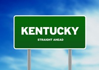 Kentucky Highway Sign