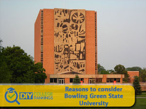 Bowling Green State University campus