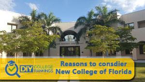 New College of Florida campus