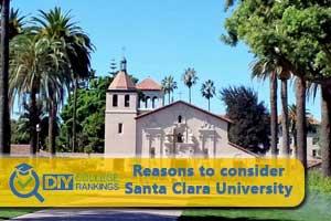 Santa Clara University campus