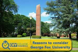 George Fox University campus