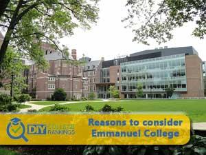 Emmanuel College campus