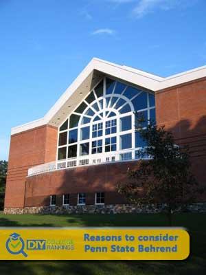 Pennsylvania State University-Erie-Behrend College campus