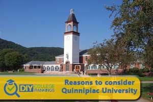 Quinnipiac University campus