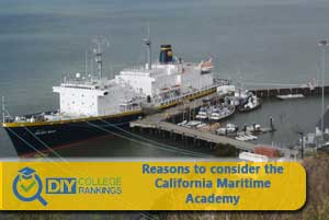 California Maritime Academy training ship
