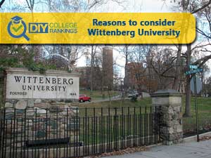 Wittenberg University campus