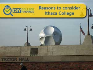 Ithaca College campus