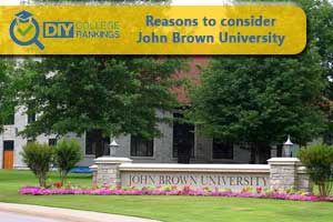 John Brown University campus