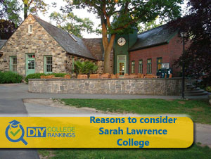 Sarah Lawrence College campus