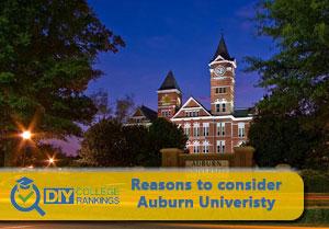 Auburn University campus