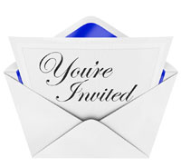 Invitation to webinar