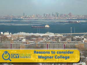 Wagner College campus