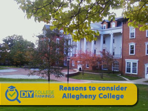 Allegheny College campus