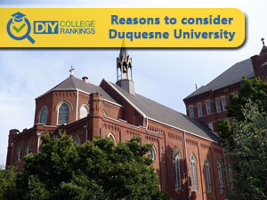 Duquesne University campus