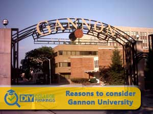 Gannon University campus