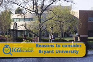 Bryant University campus