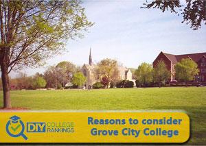 Grove City College campus