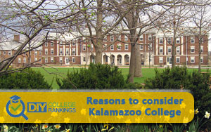 Kalamazoo College campus