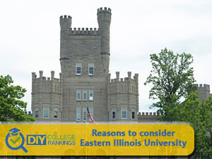 Eastern Illinois University campus