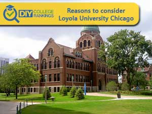 Loyola University Chicago campus
