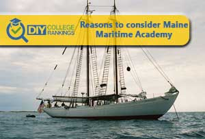Maine Maritime Academy campus