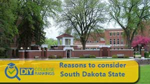 South Dakota State University campus
