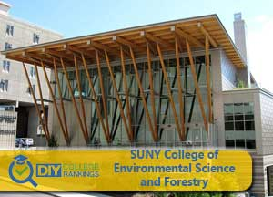 SUNY College of Environmental Science and Forestry campus