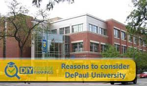 DePaul University campus