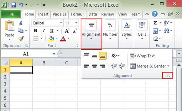 Smaller Excel Window