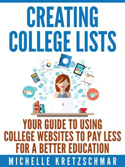 Creating College List Book