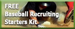 Free baseball recruiting starters kit