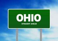 Ohio Highway Sign