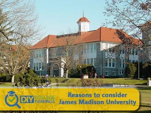 James Madison University campus
