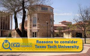 Texas Tech University campus